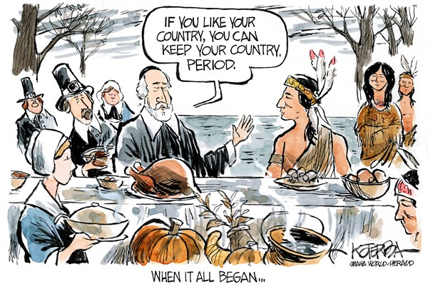 Thanksgiving Keep Country