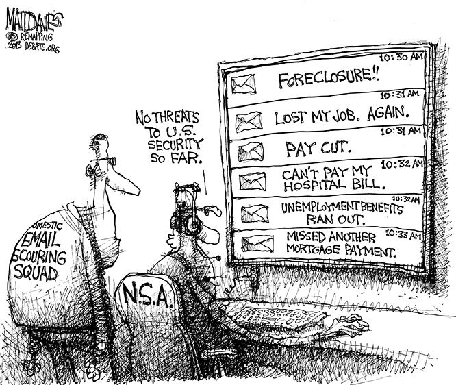 US Security Threats