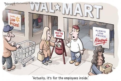 Walmart Charity