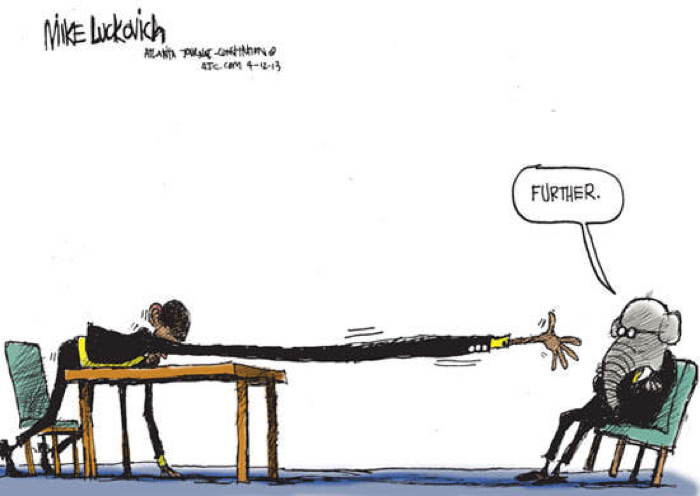 2013 Political Cartoons Compromise