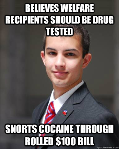 College Conservative Drug Tests
