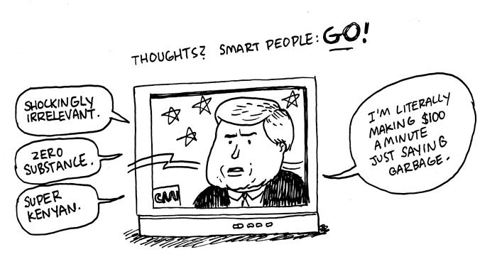 SOTU Comics CNN