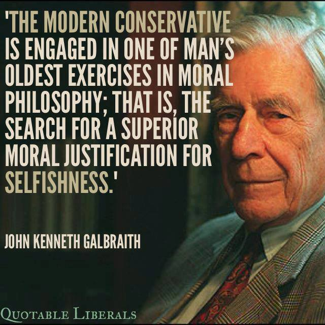 Conservatives Political Philosophy