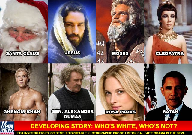 Fox News White