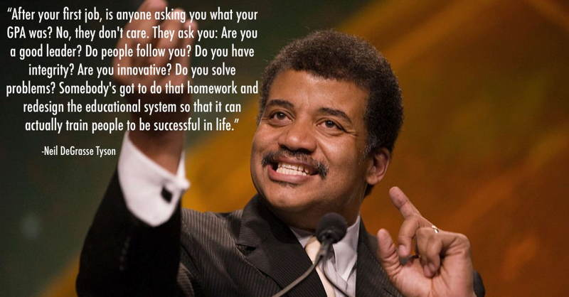 Neil DeGrasse Tyson Jobs