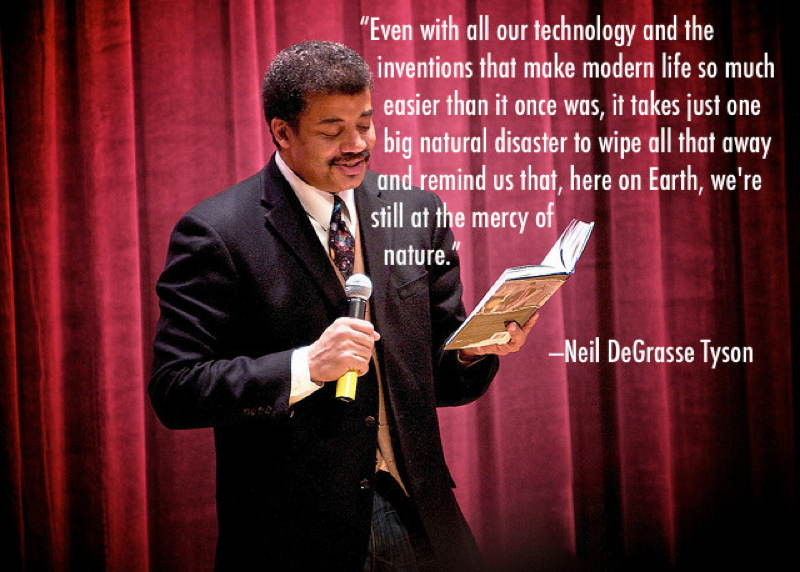 Neil DeGrasse Tyson Nature