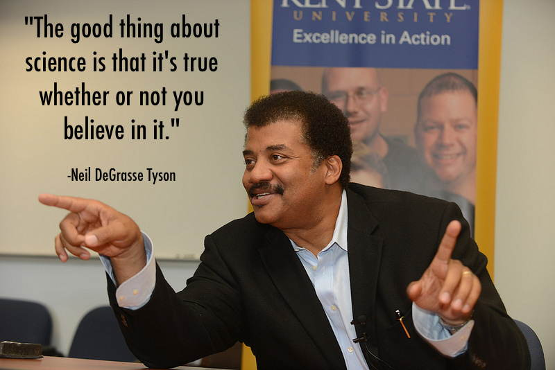 Neil DeGrasse Tyson Science