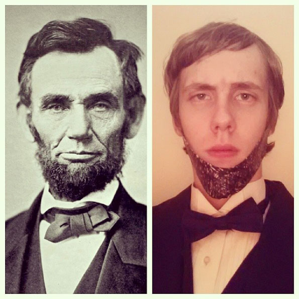President Impersonations Lincoln