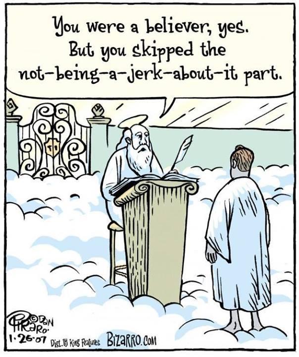 Believer Heaven