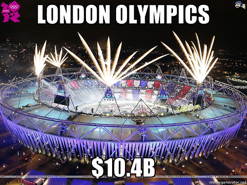 Cheaper Than Whatsapp London Olympics