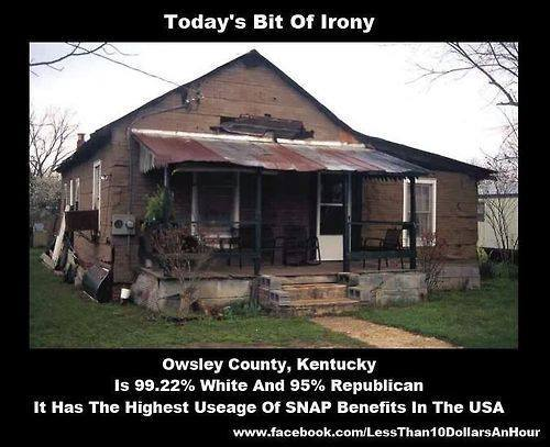 Kentucky Irony