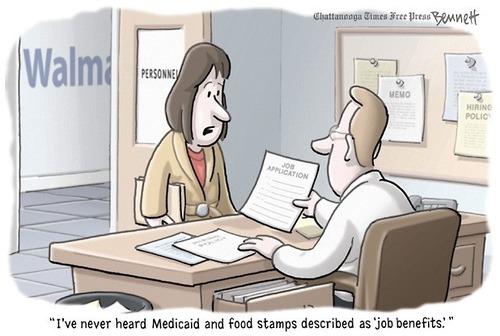 Medicaid Food Stamps Benefits
