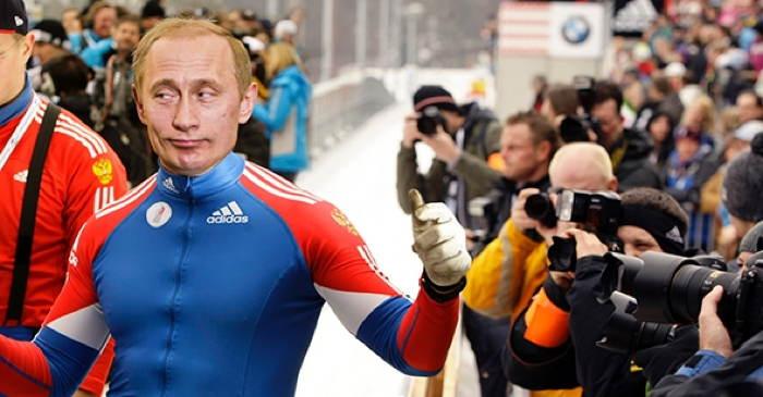 Putin Skeleton