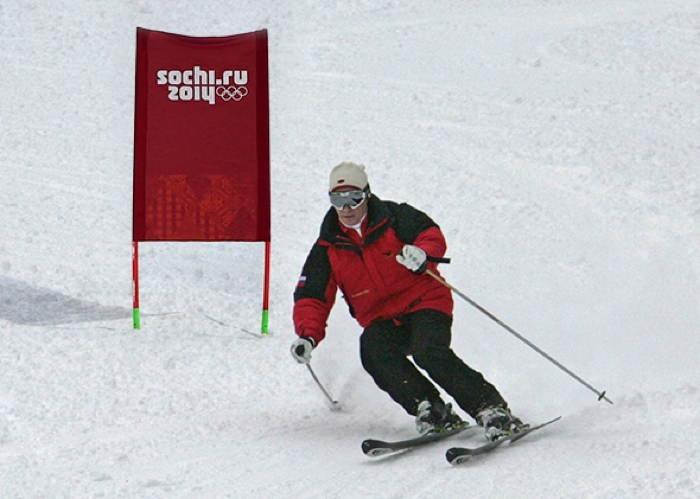 Putin Ski