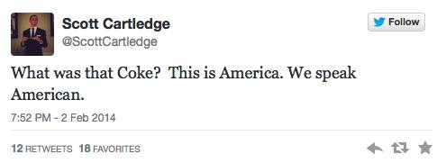 Speak American This Is America