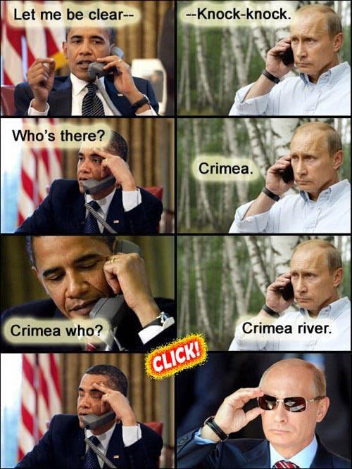 Crimea Memes Crimea River