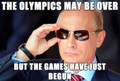 Crimea Memes Games
