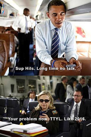 Crimea Memes Hillary