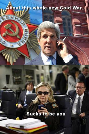 Crimea Memes Kerry Clinton