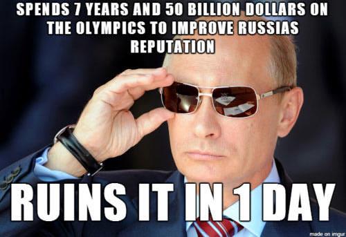 Crimea Memes Olympics