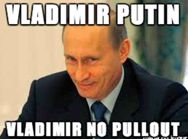 Crimea Memes Pullout