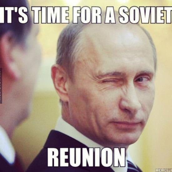 Crimea Memes Soviet Reunion