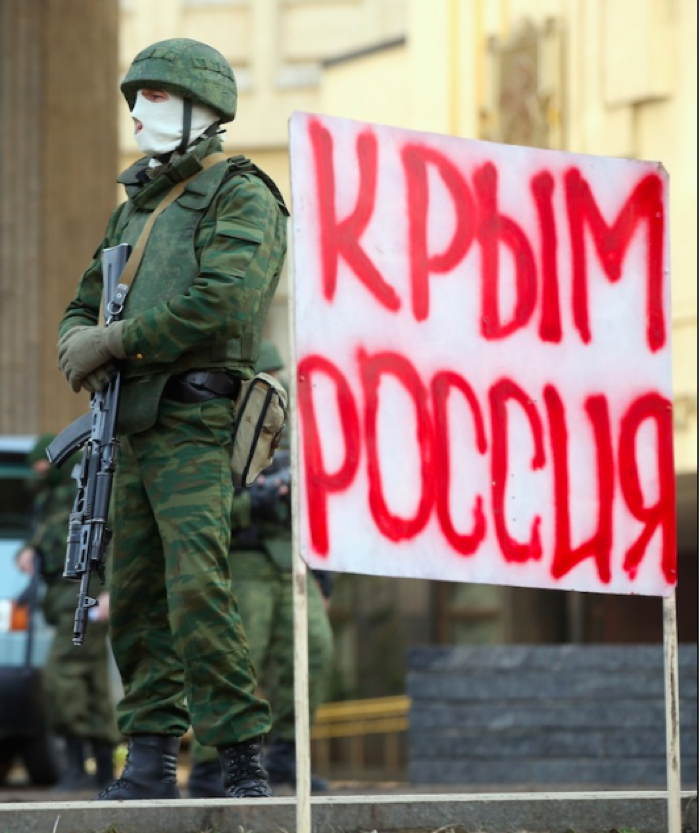 Crimea Occupation Crimea