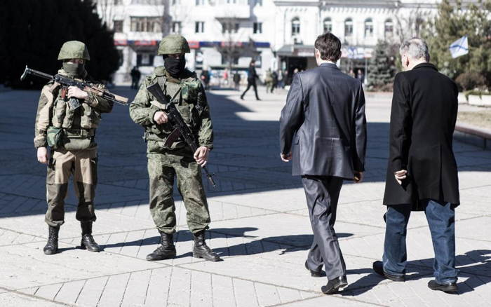 Crimea Occupation Military