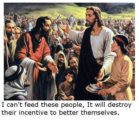 Jesus On Incentives