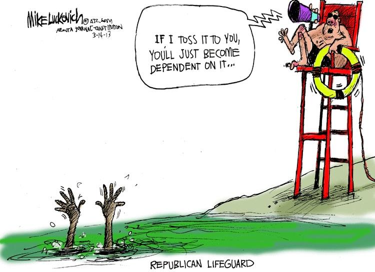 Republican Lifeguards