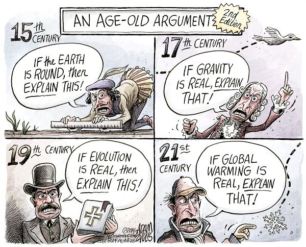 Age Old Argument
