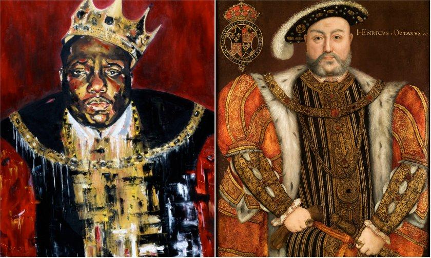 Biggie King Henry VIII