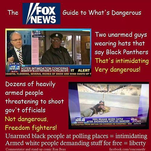 Fox News Dangerous