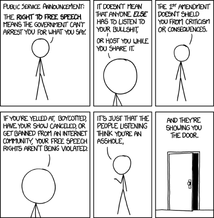 Free Speech Meaning