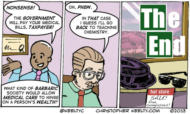 Breaking Bad Taxpayers