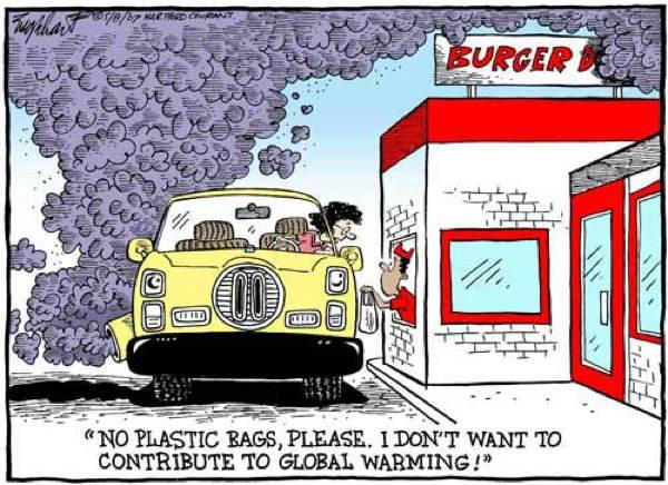 Plastic Car Emissions