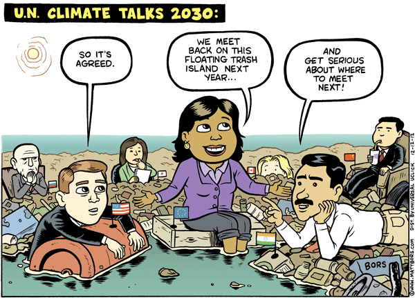 US Climate Talks