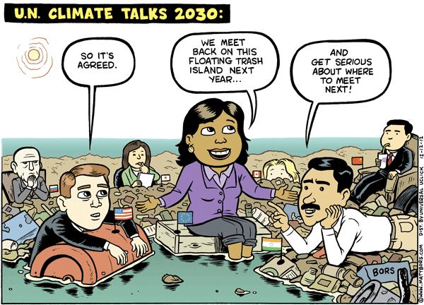 US Climate Talks